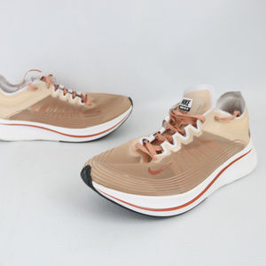 352a7bc30a33 Nike Shoes - Nike Zoom Fly Sp Dusty Peach Sneakers Sz 10.5